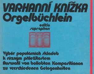 Bärenreiter Varhanní knížka (výběr populárních skladeb k různým příležitostem)