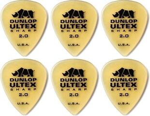 Dunlop 433P 200 Ultex Sharp Player´s Pack 2 mm
