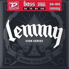 Dunlop Lemmy Icon Bass Strings