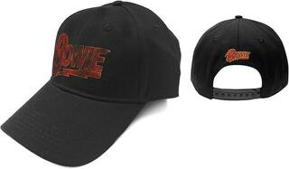 David Bowie Unisex Baseball Cap Flash Logo