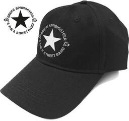 Bruce Springsteen Unisex Baseball Cap Circle Star Logo