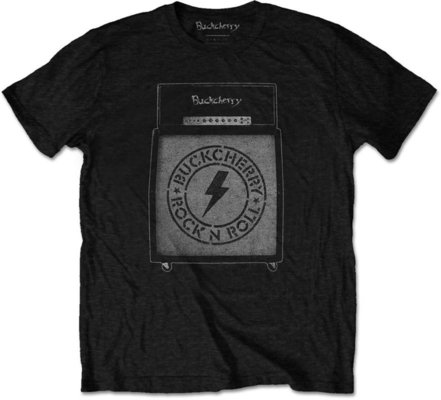 Buckcherry Unisex Tee Amp Stack L