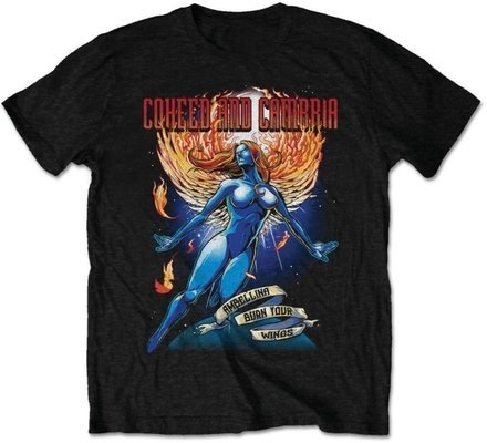 Coheed & Cambria Unisex Tee Ambelina (Retail Pack) L
