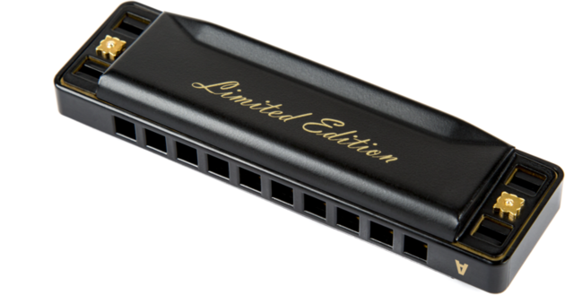 Fender Lee Oskar Limited Edition Harmonica C