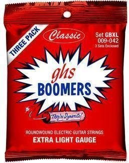 GHS Boomers Extra Light 3-pack