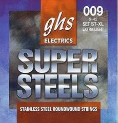 GHS Super Steels Extra Light