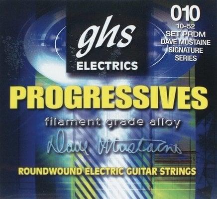 GHS Dave Mustaine Progessives 010-PR52