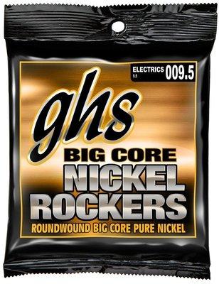 GHS Big Core Nickel Rockers Extra Light 0095-042