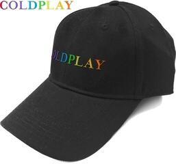 Coldplay Rainbow Logo Czapka z daszkiem muzyczna