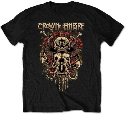 Crown The Empire Unisex Tee SacrifIce (Retail Pack) L