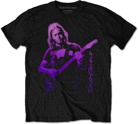 David Gilmour Unisex Tee Pig Gradient S