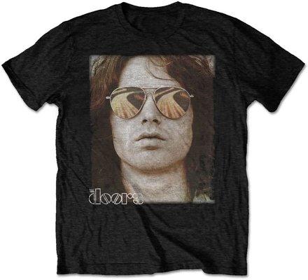 The Doors Unisex Tee Jim Face XXL