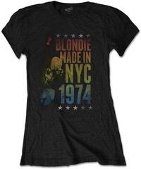 Blondie Ladies Tee Made in NYC Black