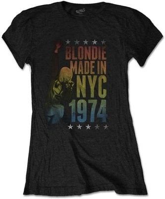 Blondie Tee Made in NYC S