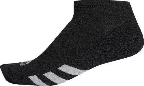 Adidas Single No-Show Socks Black 39-43