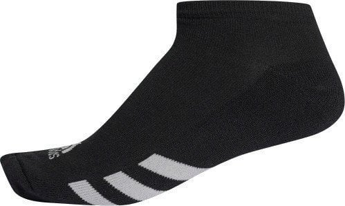 Adidas Single No-Show Socks Black 44 -49