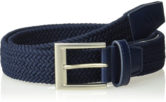 Adidas Braided Stretch Belt Collegiate Navy S/M