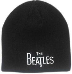 The Beatles Unisex Beanie Hat Drop T Logo