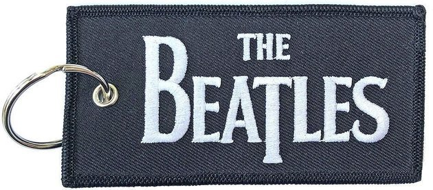 The Beatles Standard Keychain Drop T Logo (Patch)