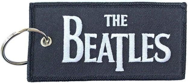 The Beatles Drop T Logo Klíčenka
