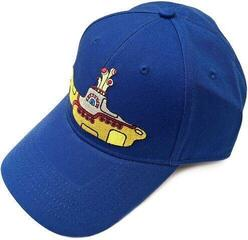 The Beatles Unisex Baseball Cap Yellow Submarine Mid Blue
