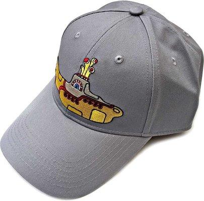 The Beatles Unisex Baseball Cap Yellow Submarine Grey