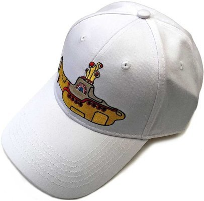 The Beatles Unisex Baseball Cap Yellow Submarine White