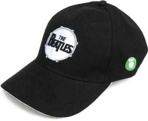 The Beatles Unisex Baseball Cap Drum Black