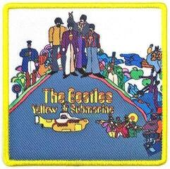 The Beatles Standard Patch Yellow Submarine Album Cover (Loose)