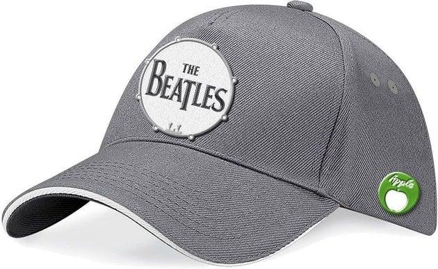 The Beatles Unisex Baseball Cap Drum Grey
