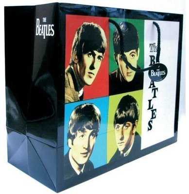 The Beatles Gift Bag Early Years (Large Version)