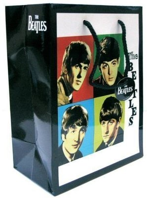 The Beatles Gift Bag Early Years (Small Version)