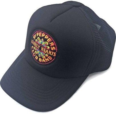 The Beatles Unisex Baseball Cap Sgt Pepper Drum Mesh Back