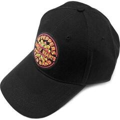 The Beatles Unisex Baseball Cap Sgt Pepper Drum Black