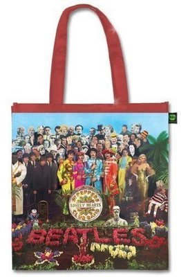 The Beatles Eco Bag Sgt Pepper (Shiny Version)
