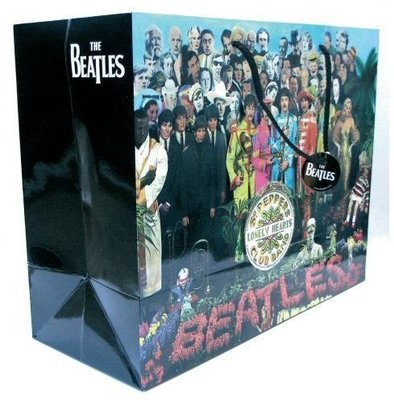 The Beatles Gift Bag Sgt Pepper L