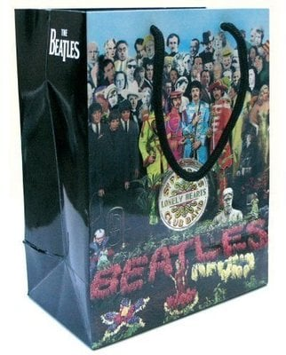 The Beatles Gift Bag Sgt Pepper S