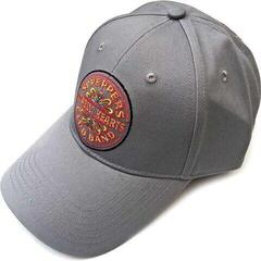 The Beatles Unisex Baseball Cap Sgt Pepper Drum Grey