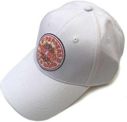 The Beatles Unisex Baseball Cap Sgt Pepper Drum White