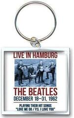 The Beatles Standard Keychain 1962 Hamburg