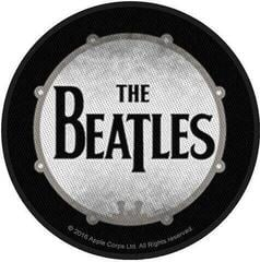 Rock Off The Beatles Standard Patch Vintage Drum