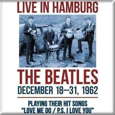 The Beatles Hamburg Magnetka na ledničku