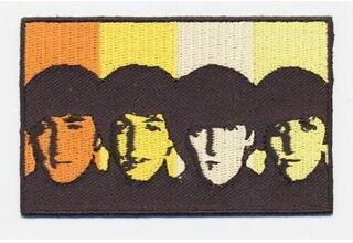 Rock Off The Beatles Standard Patch Heads in Bands (Iron On)