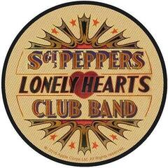 The Beatles Standard Patch Vintage Sgt Pepper Drum