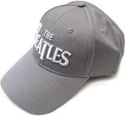 The Beatles Unisex Baseball Cap: Drop T Logo Grey