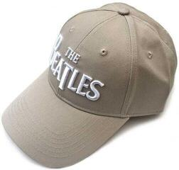 The Beatles Unisex Baseball Cap: Drop T Logo Sand
