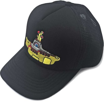The Beatles Unisex Baseball Cap Yellow Submarine Mesh Back