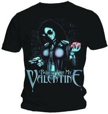 Bullet For My Valentine Unisex Tee Armed L