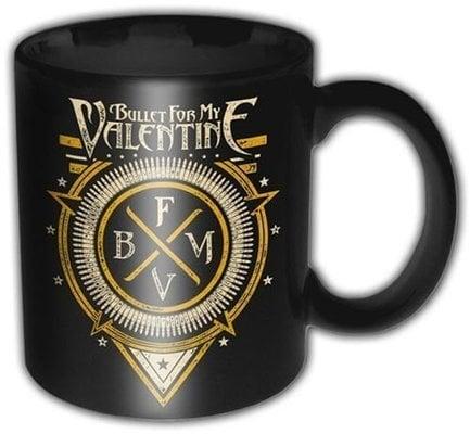 Bullet For My Valentine Boxed Standard Mug Emblem