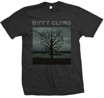 Biffy Clyro Unisex Tee Chandelier XXL